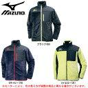 MIZUNO(ミズノ)フリースジャケット(32JE7661)(スポーツ/トレーニング/カジュアル/アウター/防寒/男女兼用/ユニセックス) その1