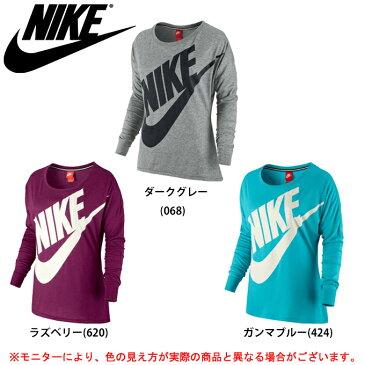NIKE(ナイキ)ウィメンズ レギュレーターロングスリーブトップ (545464)(スポーツ/トレーニング/フィットネス/カジュアル/長袖/ ロングスリーブ/女性用/レディース)