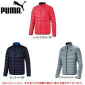 PUMA(プーマ)LITEダウンジャケット(590371)(カジュアル/スポーツ/ダウン/アウター/防寒/男性用/メンズ)