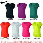 NIKE(ナイキ)クールブリーズS/Sトップ(719871)(スポーツ/ランニング/フィットネス/Tシャツ/半袖/女性用レディース)
