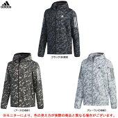 adidas(アディダス)MMUSTHAVESウーブンAOPカモジャケット(GDU31)(スポーツ/トレーニング/上着/ウェア/ブルゾン/長袖/男性用/メンズ)