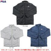 FILA(フィラ)中綿ブルゾン(789239Y)(スポーツ/アウター/中綿/上着/ジャケット/防寒/保温/防風/男性用/メンズ)