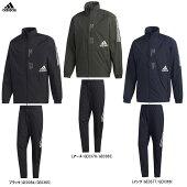 adidas(アディダス)MMHSウインドジャケットパンツ上下セット(IXG33/IXG27)(スポーツ/トレーニング/ランニング/ウィンドブレーカー/フードあり/長袖/ウェア/セットアップ/男性用/メンズ)