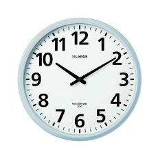 大型盤面電波掛時計ザラージ省電力・防滴型GDKB-001キングジムザラージの決定版!設置できるシーンが広がりました