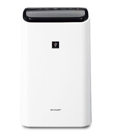 【あす楽対応】シャープ 「衣類乾燥」除湿器 除湿機CV-G120-W ホワイト系リビングに最適なパワフル除湿機プラズマクラスターの風が広がるコンプレッサー方式