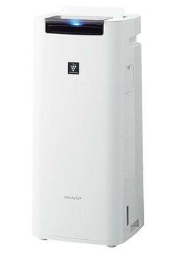 【送料無料】【あす楽可】 シャープ 加湿空気清浄機 KI-HS40-W ホワイト系 高濃度プラズマクラスター25000搭載 空気清浄〜18畳 スリム&コンパクトサイズ インフルエンザ 花粉対策