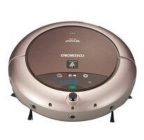 【送料無料】【あす楽対応】シャープロボット家電COCOROBOロボット掃除機RX-V95A-Nゴールド系会話や音声操作ができる、ハイグレードモデルプラズマクラスター搭載