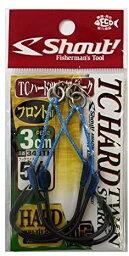 【シャウト】TCハードツインスパーク品番:343THサイズ:4/0【4941430095685】