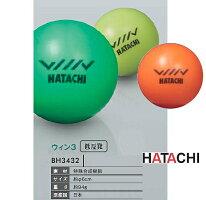 ハタチ製のグラウンドゴルフボールです