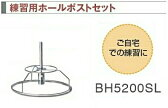 グラウンドゴルフ 練習用ホールポストセット BH5200SL グランドゴルフ用品
