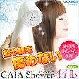 シャワーヘッド 浄水器 塩素除去シャワー/ガイアシャワーM-2s