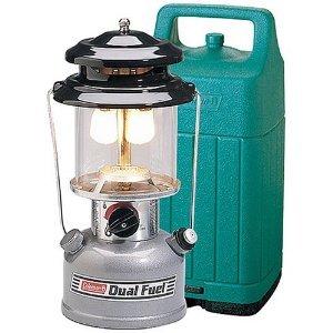 ライト・ランタン, ランタン Coleman Dual Fuel Lantern 285A748 2