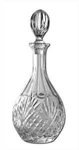 Godinger ダブリン ワイングラス デキャンター Dublin Wine 750 ml. Glass Beverage Decanter ギフト プレゼント 新築祝い 結婚祝い デカンタ 【並行輸入品】