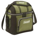 Coleman 9-Can Soft Cooler With Hard...