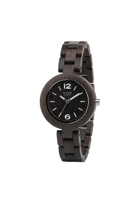 レビューで送料無料♪WewoodウィーウッドMimosaBlackWoodenWatch女性用レディース腕時計【並行輸入】