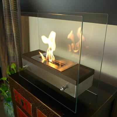 会話も弾むお洒落な卓上暖房器具♪Nu-Flame卓上暖房【ForestArdore】Model#:NF-F2FOAエタノール燃料【エタノール暖炉】【ストーブ・ヒーター】【ギフト贈り物】【05P01Nov14】
