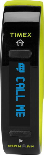 Timex タイメックス IRONMAN Move X20 Activity Tracker Lime Green - Medium Large 送料無料