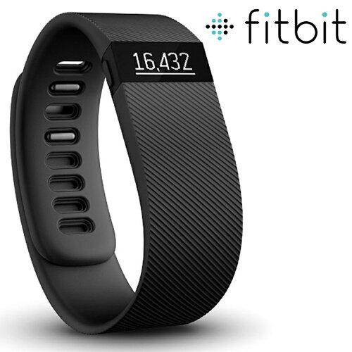 Fitbit Charge flex 上位機種 Wireless Activity Wristband, Black, Large 6.3-7.9 in 送料無料