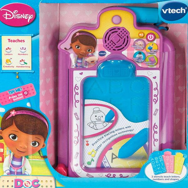 おもちゃドクターヴィテックVtechドックはおもちゃドクタートーク&トレースクリップボードトイ ディズニーDisneyディズニー