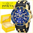 インビクタ Invicta インヴィクタ 男性用 腕時計 メンズ ウォッチ プロダイバーコレクション Pro Diver Collection ブルー 17882 送料無料