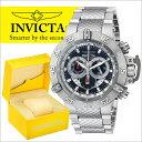 インビクタ Invicta インヴィクタ 男性用 腕時計 メンズ ウォッチ サブアクア Subaqua クロノグラフ ブラック INVICTA-4572 送料無料