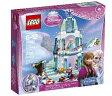 アナと雪の女王 レゴ LEGO製 ディズニープリンセス エルサのスパークリング アイスキャッスル Disney Princess Elsa's Sparkling Ice Castle 41062 【 キラキラ輝く レゴブロック ブロック アナ雪 アナと雪の女王 お城 】