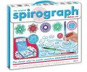 Kahootz Toy製 スピログラフ デラックス デザイン セット Spirograph Deluxe Design Set 【 5歳以上 家族で...