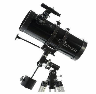 セレストロン製 Celestron 127EQ パワー シーカー テレスコープ 127EQ PowerSeeker Telescope 【 本格的 望遠鏡 望遠 架台 赤道儀式モデル 】