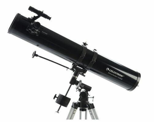 セレストロン製 Celestron 21045 114mm イークワトリアル パワーシーカー テレスコープ 114mm Equatorial PowerSeeker Telescope 【 本格的 初心者 望遠鏡 望遠 架台 赤道儀式モデル 】