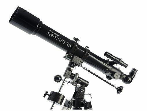 セレストロン製 Celestron 21037 パワーシーカー 70EQ テレスコープ PowerSeeker 70EQ Telescope 【 本格的 初心者 望遠鏡 望遠 架台 赤道儀式モデル 】