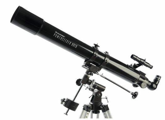 セレストロン製 Celestron パワーシーカー 80EQ テレスコープ PowerSeeker 80EQ Telescope 【 本格的 初心者 望遠鏡 望遠 架台 赤道儀式モデル 】