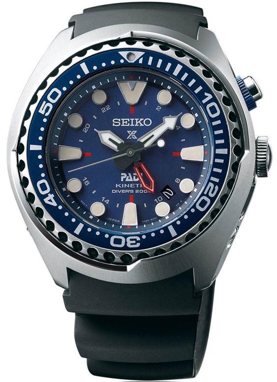 セイコー SEIKO 男性用 腕時計 メンズ ウォッチ ブルー SUN065  【並行輸入品】