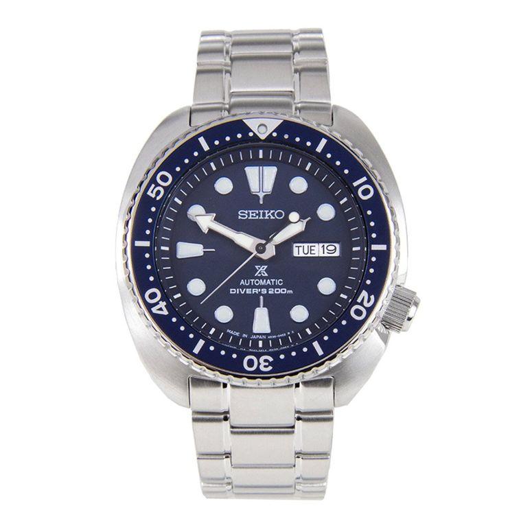 セイコー プロスペックス SEIKO 男性用 腕時計 メンズ ウォッチ ブルー SRP773J1  【並行輸入品】