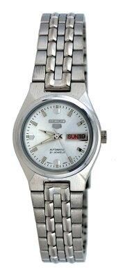 セイコー5SEIKO女性用腕時計レディースウォッチシルバーSYMK39K1送料無料