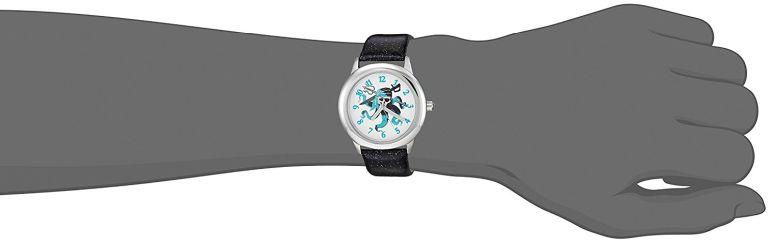 ディズニー Disney 子供用 腕時計 キッズ ウォッチ ホワイト WDS000366  【並行輸入品】