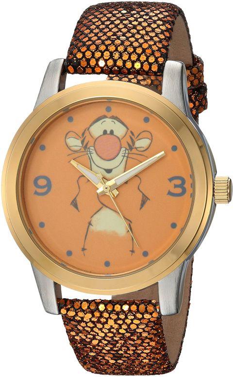 ディズニー Disney 女性用 腕時計 レディース ウォッチ オレンジ WDS000353  【並行輸入品】