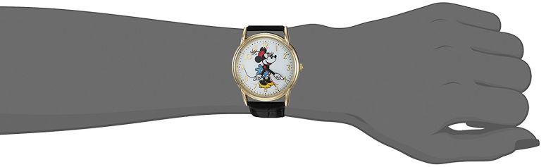 ディズニー Disney 女性用 腕時計 レディース ウォッチ ホワイト WDS000410  【並行輸入品】