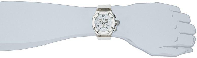 スイスレジェンド Swiss Legend 男性用 腕時計 メンズ ウォッチ クロノグラフ ホワイト 10541-02-SA  【並行輸入品】