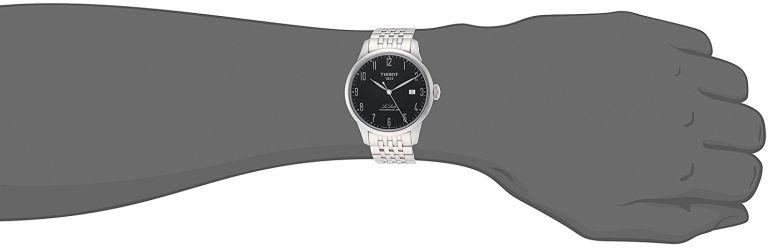 ティソ Tissot 男性用 腕時計 メンズ ウォッチ ブラック T0064071105200  【並行輸入品】