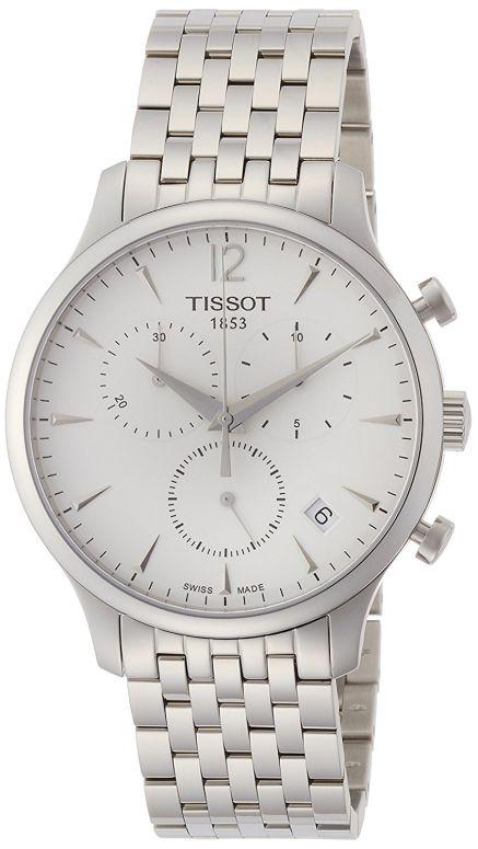 ティソ Tissot 男性用 腕時計 メンズ ウォッチ シルバー T0636171103700  【並行輸入品】