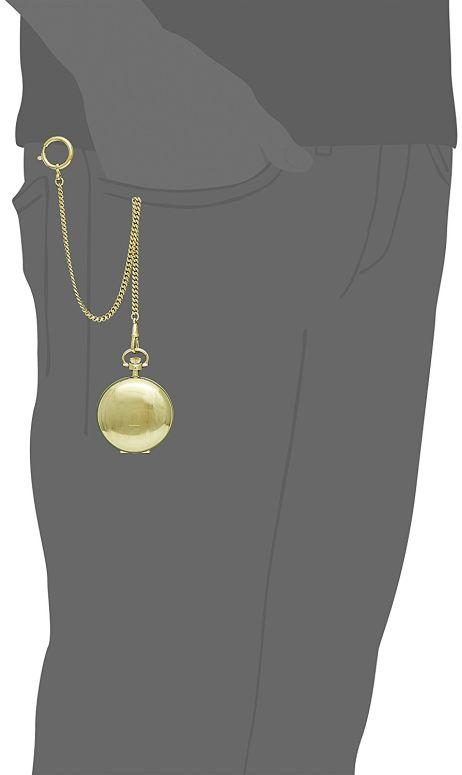 ティソ Tissot 男女兼用 懐中時計 ユニセックス ポケット ウォッチ ホワイト T83455313