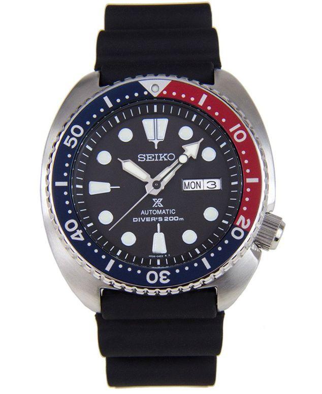 セイコー SEIKO 男性用 腕時計 メンズ ウォッチ ブラック SRP779  【並行輸入品】