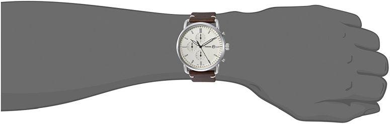フォッシル Fossil 男性用 腕時計 メンズ ウォッチ ベージュ FS5402  【並行輸入品】