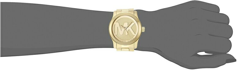 マイケルコース Michael Kors 女性用 腕時計 レディース ウォッチ ベージュ MK5473  【並行輸入品】