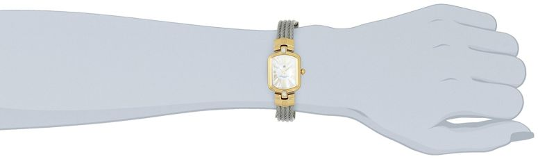 チャールズヒューバート Charles-Hubert, Paris 女性用 腕時計 レディース ウォッチ パール 6808-T
