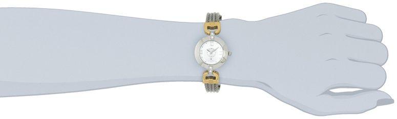 チャールズヒューバート Charles-Hubert, Paris 女性用 腕時計 レディース ウォッチ シルバー 6809-T