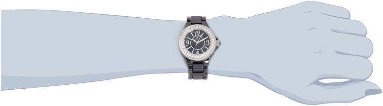 チャールズヒューバート Charles-Hubert, Paris 女性用 腕時計 レディース ウォッチ ホワイト 6777-B