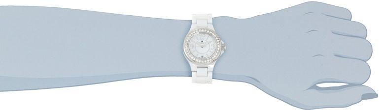 チャールズヒューバート Charles-Hubert, Paris 女性用 腕時計 レディース ウォッチ ブラック 6777-W