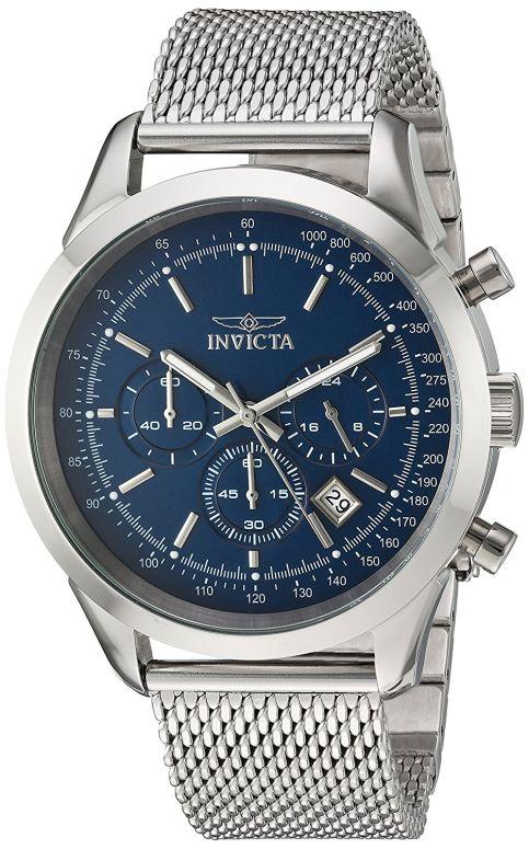 インビクタ Invicta インヴィクタ 男性用 腕時計 メンズ ウォッチ ブルー 24209  【並行輸入品】