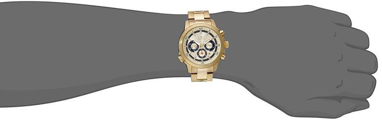 インビクタ Invicta インヴィクタ 男性用 腕時計 メンズ ウォッチ ゴールド 19240  【並行輸入品】